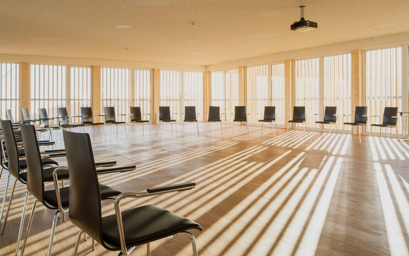 Ausreichend Platz im Tagungshotel in Oberösterreich - Hotel Alpenblick