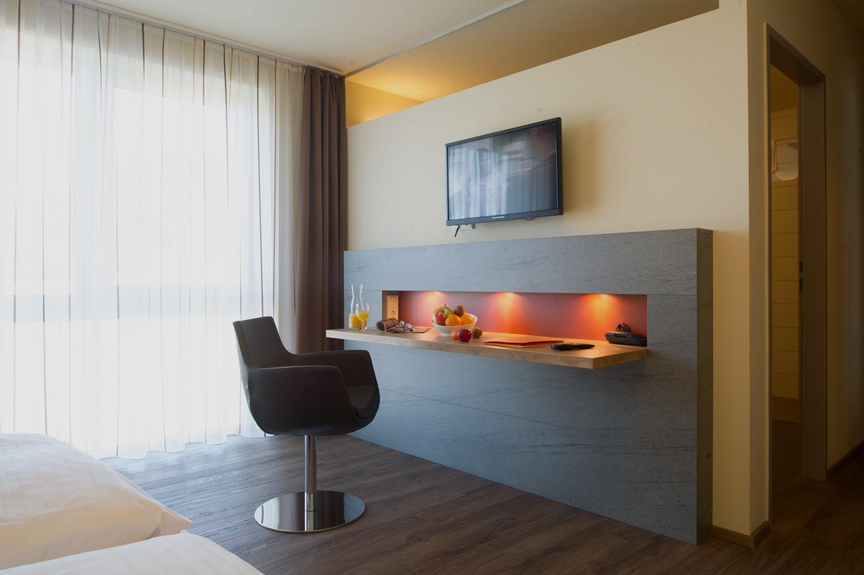 Gemütliches Zimmer des Hotels im Mühlviertel - Hotel Alpenblick