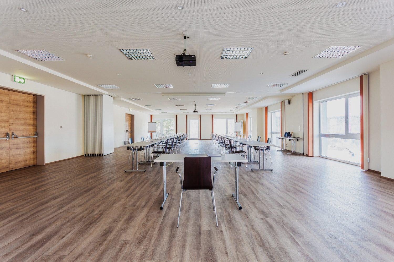 Großes Platzangebot in den Seminarräumen in der Nähe von Linz - Hotel Alpenblick