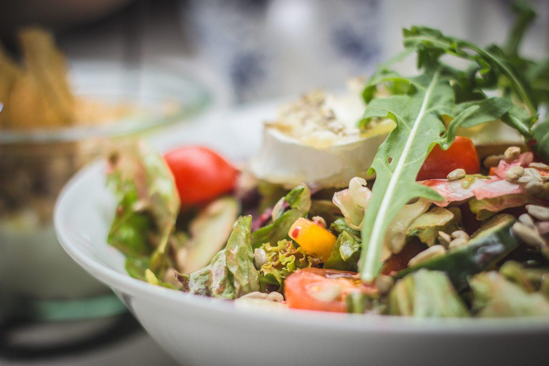 Schmackhafte Salate im Gasthaus im Mühlviertel entdecken - Hotel Alpenblick