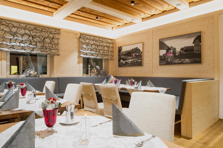 Stilvolles Ambiente der Eventlocation in Linz-Umgebung - Hotel Alpenblick