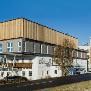 Außenansicht des Seminarhotels in Oberösterreich - Hotel Alpenblick