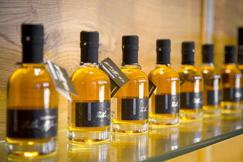 Exquisite Whiskey-Spezialitäten - Hotel Alpenblick